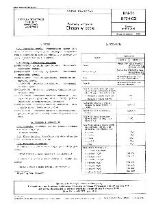 Przetwory warzywne - Chrzan w occie BN-71/8124-03