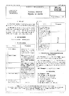 Przetwory warzywne - Dynia w occie BN-76/8124-08