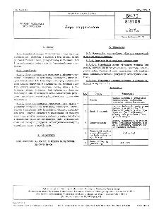 Zupy zagęszczone BN-75/8131-08
