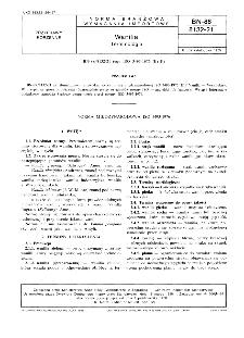 Wanilia - Terminologia BN-88/8132-21