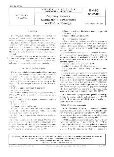 Przyprawy korzenne - Oznaczanie zawartości włókna surowego BN-80/8192-05