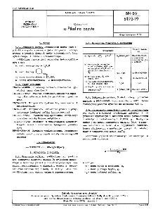 Odczynniki - α-Pikolina czysta BN-69/6193-19