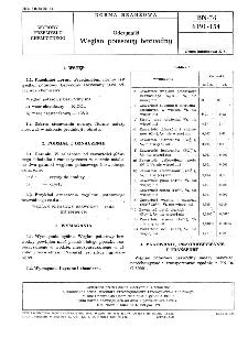 Odczynniki - Węglan potasowy bezwodny BN-78/6191-154