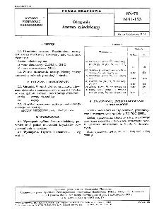 Odczynniki - Azotan miedziowy BN-78/6191-155