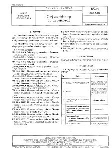 Olej arachidowy do wstrzykiwań BN-71/8052-02