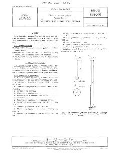 Tłuszcze roślinne jadalne - Metody badań - Oznaczanie zawartości żelaza BN-73/8050-10