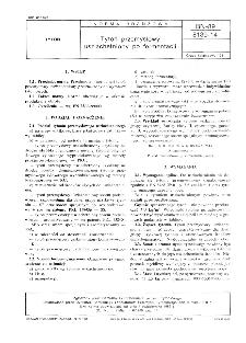 Tytoń przemysłowy uszlachetniony po fermentacji BN-89/8139-14