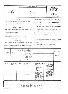 Tabaka BN-82/8139-05