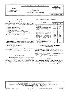 Odczynniki - Rodanek potasowy BN-81/6191-170