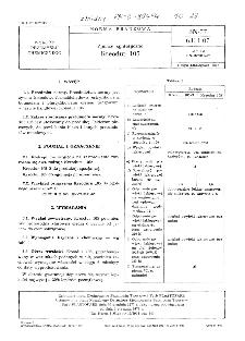 Żywice syntetyczne - Kreodur 105 BN-77/6311-07