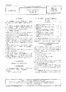 Żywice syntetyczne Pololit E BN-72/6311-12