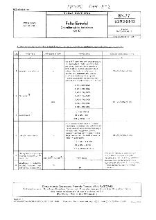 Folia Estrofol - Charakterystyka techniczna folii ET BN-77/6392-01/12
