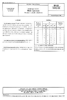 Wodociagi wiejskie - Bloki oporowe - Wymiary i warunki stosowania BN-81/9192-05