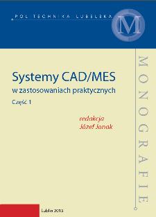 Systemy CAD/MES w zastosowaniach praktycznych. Część 1