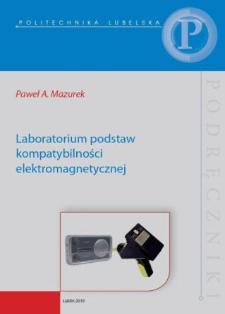 Laboratorium podstaw kompatybilności elektromagnetycznej