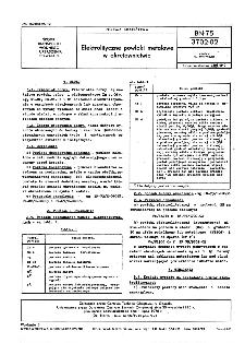 Elektrolityczne powłoki metalowe w okrętownictwie BN-75/3702-02