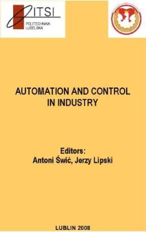 Automation and control in industry