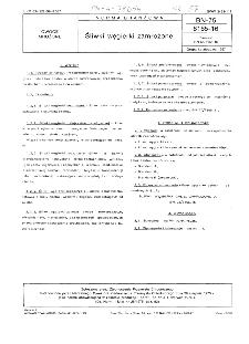Śliwki węgierki zamrożone BN-75/8165-16