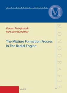 Mixture formation process in the radial engine