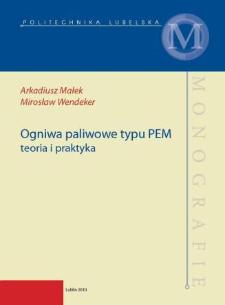 Ogniwa paliwowe typu PEM : teoria i praktyka