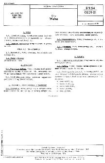 Cynk stopowy - Blachy chemigraficzne presensybilizowane warstwą dwuazoniową BN-74/0852-07