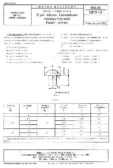 Srebro i stopy srebra - Styki bimetalowe małowymiarowe - Kształt i wymiary BN-89/0879-10