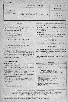 2-Etyloheksanol-1 techniczny BN-72/6026-18
