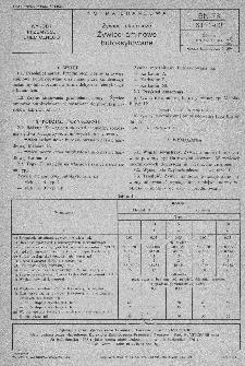 Żywice lakiernicze - Żywice aminowe butoksylowane BN-78/6111-03
