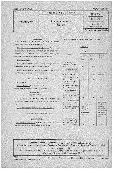 Żywice lakiernicze - Baltole BN-75/6111-07