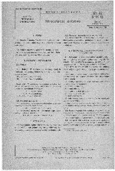 Nitroceluloza lakierowa BN-82/6111-13