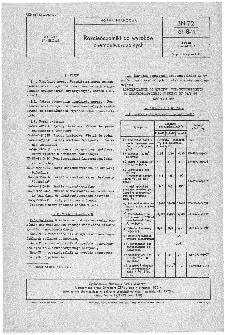 Rozcieńczalniki do wyrobów chemoutwardzalnych BN-72/6118-11.