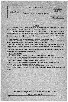 Pokosty sztuczne i syntetyczne BN-67/6118-25