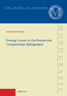 Energy losses in the immersion compression refrigerator