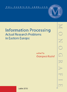 Information processing : actual research problems in Eastern Europe