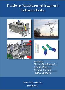 Problemy współczesnej inżynierii tom 1, Elektrotechnika