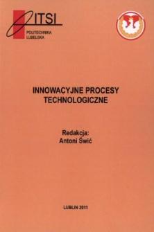 Innowacyjne procesy technologiczne