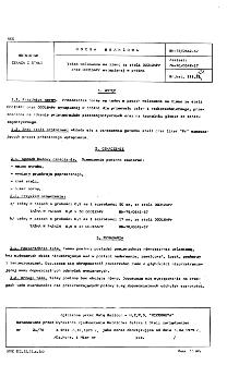 Taśma walcowana na zimno ze stali 00J12APr oraz 00J16Pr wytapianej w próżni BN-78/0642-37