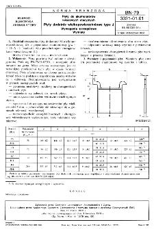 Płyty do akumulatorów kwasowych stacyjnych - Płyty dodatnie wielkopowierzchniowe typu J - Wymagania szczegółowe - Wymiary BN-79/3031-01.01