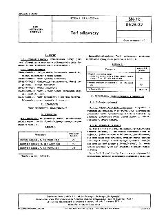 Torf odlewniczy BN-70/0523-0