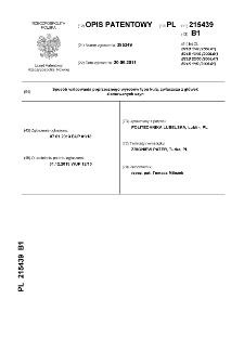 Sposób walcowania poprzecznego wyrobów typu kula, zwłaszcza z główek złomowanych szyn : opis patentowy nr 215439