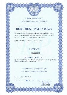 Sposób kucia półfabrykatu zwłaszcza do wytwarzania wyrobów płaskich z jednym żebrem o zarysie półokrągłym : opis patentowy nr 215505