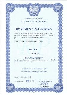 Sposób kucia półfabrykatu, zwłaszcza do wytwarzania wyrobów płaskich z jednym żebrem o zarysie falistym : opis patentowy nr 215506