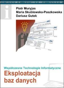 Eksploatacja baz danych