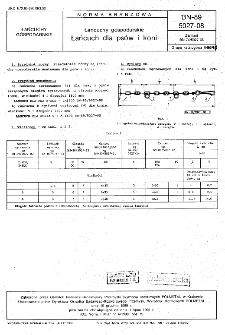 Łańcuchy gospodarskie - Łańcuch dla psów i koni BN-89/5027-08
