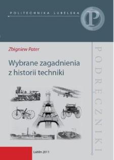 Wybrane zagadnienia z historii techniki