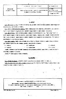 Stal martenzytycznie umacniana wydzielaniowo wytapiana w próżni - Gatunki BN-83/0631-10