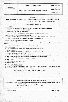 Pręty i druty ciągnione na sprężyny zaworowe BN-80/0654-06