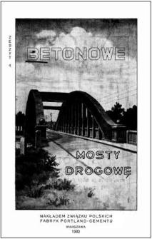 Betonowe mosty drogowe. Z. 4