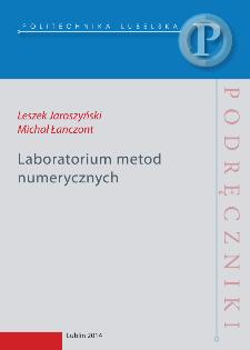 Laboratorium metod numerycznych
