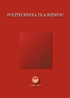 Politechnika dla biznesu : Wydział Budownictwa i Architektury